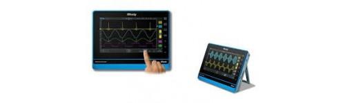 Tablet oscilloscopes